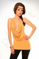 3407-5 Topas oranžinio atspalvio