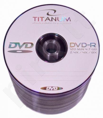 DVD-R TITANUM [ spindle 100 | 4.7GB | 8x ]