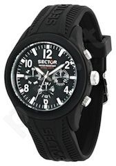 Laikrodis Sector   Steeltouch Action.   and multifunction. 44mm.