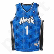 Marškinėliai krepšiniui Adidas Swingman Orlando Magic Retired Tracy McGrady M A46445