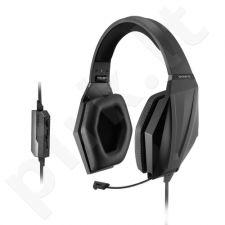 Žaidimų ausinės Gigabyte Force H3, Juodos