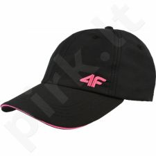 Kepurė  su snapeliu 4f W H4L17-CAD001 juoda