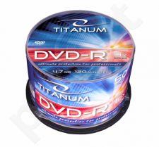 DVD-R TITANUM [ cake box 50 | 4.7GB | 8x ]