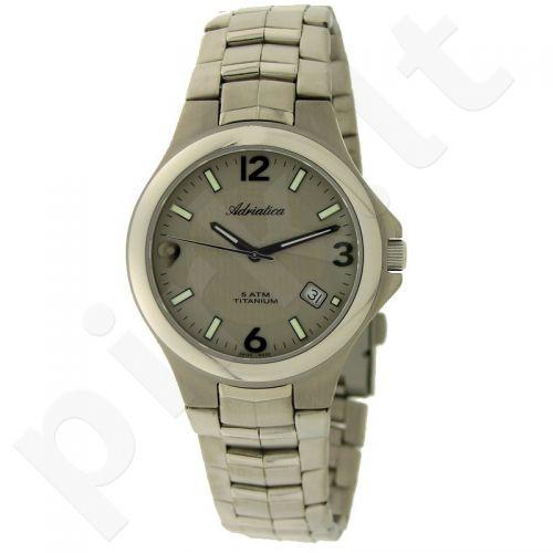 Vyriškas laikrodis Adriatica A1068.4157Q