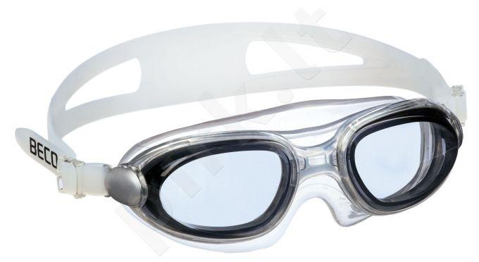 Plaukimo akiniai Panorama UV antifog 9928 11 grey