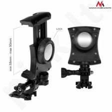 Maclean MC-773 Universalus sports braces for phone, camera, GoPro cameras and more