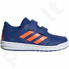 Sportiniai bateliai Adidas  Altasport CF K tamsiai mėlyna  JR G27086