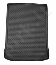 Guminis bagažinės kilimėlis BMW 5 G30 2017-> sedan ,black /N04024