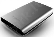Verbatim Hard Drive 2,5' 1TB, USB 3.0, External, Silver