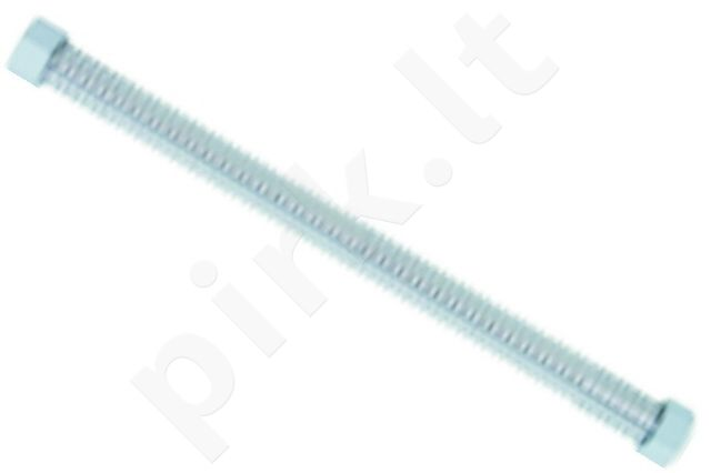 Vamzdelis gofruotas nerūd. plieno E007-3 sriegis F1/2 v./v. 40cm
