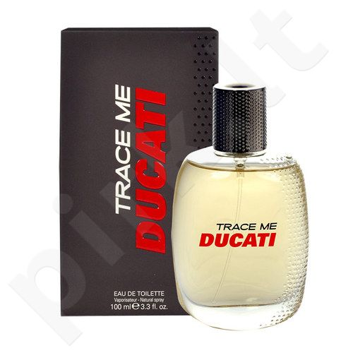 Ducati Trace Me, tualetinis vanduo vyrams, 100ml