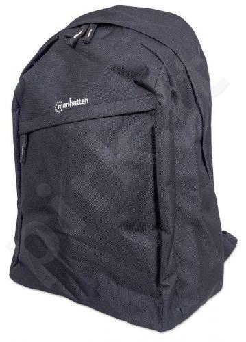 Nešiojamo kompiuterio kuprinė Manhattan Knappack 15,6'' juoda