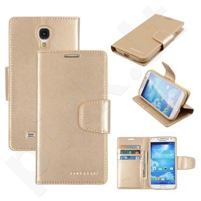 Samsung Galaxy S4 dėklas SONATA Mercury auksinis