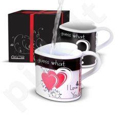 Magiškai romantiškas puodelis
