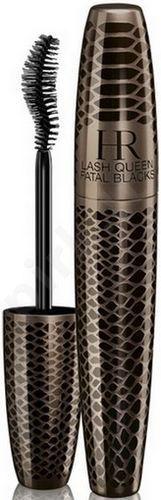 Helena Rubinstein blakstienų tušas Lash Queen Fatal Blacks 01, kosmetika moterims, 7,2ml, (01 Black Black)