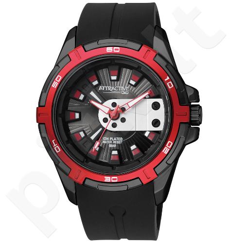 Vyriškas laikrodis Q&Q  ATTRACTIVE DA54J502Y