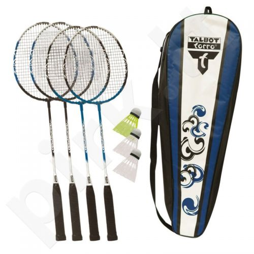 Badmintono rinkinys TALBOT Torro 4-Attacker