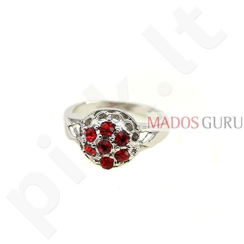 Elegantiškas žiedas Z621