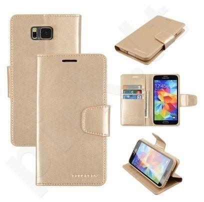 Samsung Galaxy Alpha dėklas SONATA Mercury auksinis