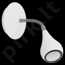 Sieninis / lubinis šviestuvas EGLO 92745 | PERO