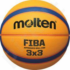 Krepšinio kamuolys 3X3 B33T5000 FIBA sint.oda