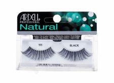 Ardell Natural, 111, dirbtinės blakstienos moterims, 1pc, (Black)