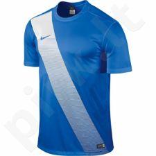 Marškinėliai futbolui Nike SASH M 645497-463