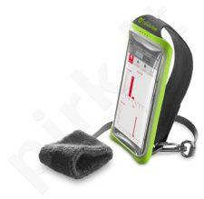 Sportinis dėklas ant rankos su apyranke ant riešo 5.2 Cellular juodas