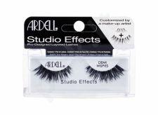 Ardell Studio Effects, Demi Wispies, dirbtinės blakstienos moterims, 1pc, (Black)