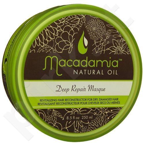 Macadamia Deep Repair Masque Revitalizing plaukų kaukė, kosmetika moterims, 100ml
