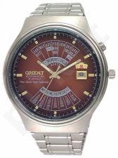 Vyriškas laikrodis Orient FEU00002PW