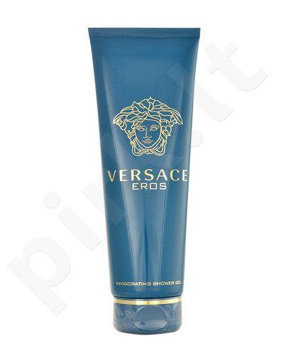 Versace Eros, dušo želė vyrams, 250ml