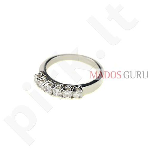 Elegantiškas žiedas Z626
