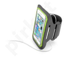 Sportinis dėklas ant rankos Fit 5.2 Cellular juodas