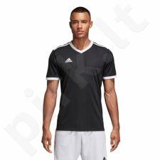 Marškinėliai futbolui adidas Tabela 18 Junior CE8934