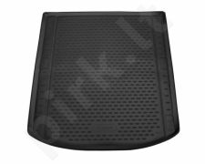 Guminis bagažinės kilimėlis AUDI A4 (B9) 2016-> sedan ,black /N03014