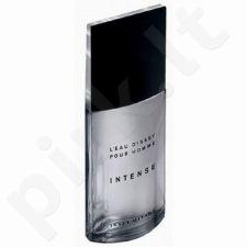 Issey Miyake L`Eau D`Issey Intense, tualetinis vanduo (EDT) vyrams, 125 ml