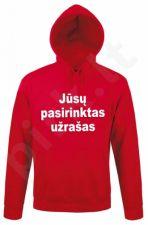 Džemperis su Jūsų pasirinktu užrašu