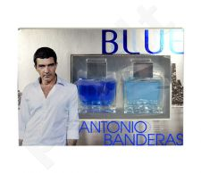 Antonio Banderas Blue Seduction rinkinys vyrams, (EDT 100ml + 100ml losjonas po skutimosi)