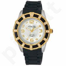 Moteriškas laikrodis Q&Q Atractive DA39J514Y
