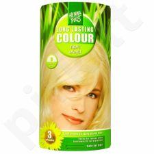 HENNAPLUS ilgalaikiai plaukų dažai  Light Blond