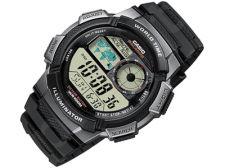 Casio Collection AE-1000W-1BVEF vyriškas laikrodis-chronometras