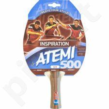 Raketė stalo tenisui Atemi 500