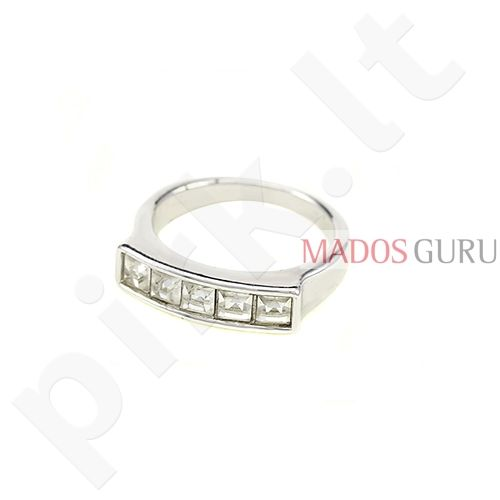 Elegantiškas žiedas Z627