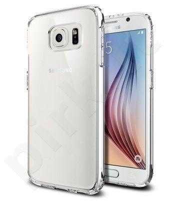 Samsung Galaxy S6 dėklas JELLY Mercury permatomas