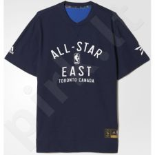 Marškinėliai krepšiniui Adidas All-Star East Shooter M AI4541
