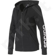 Bliuzonas  Adidas Essentials Linear Full Zip Hoodie W S97076