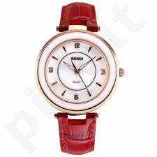 Moteriškas laikrodis SKMEI 1059CL Dark Red