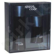 Giorgio Armani (EDT 75 ml + 20 ml EDT) Black Code, rinkinys vyrams