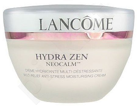 Lancome Hydra Zen Neocalm kremas All Skin, kosmetika moterims, 50ml